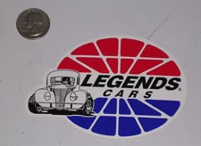 SMALL LEGENDS DECAL