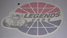 LARGE LEGENDS DECAL-HOOD 24 x 16