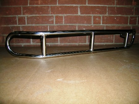 Z CHROME REAR BUMPER