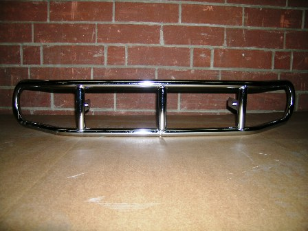 Z CHROME FRONT BUMPER